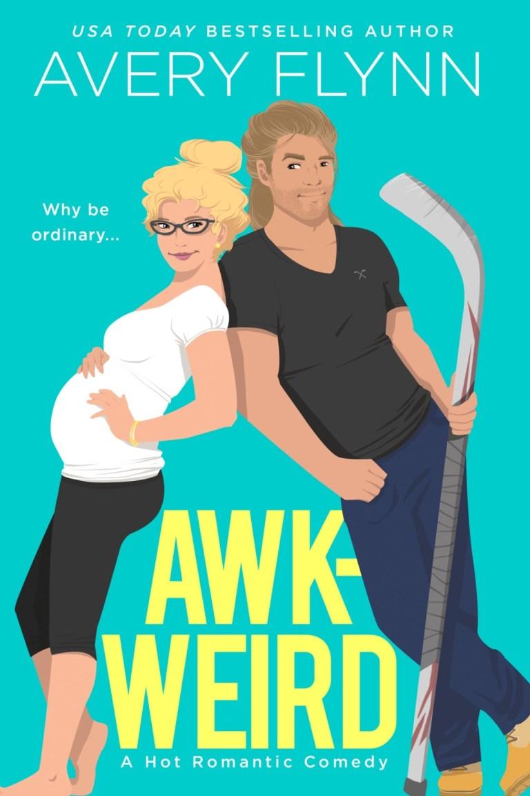 BOOK REVIEW | AWK-WEIRD BY AVERY FLYNN