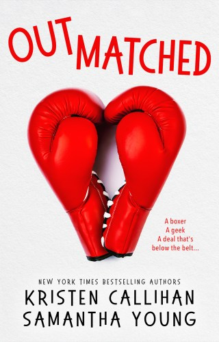 Review | Outmatched by Kristen Callihan and Samantha Young