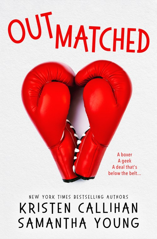 Review   Outmatched by Kristen Callihan and Samantha Young