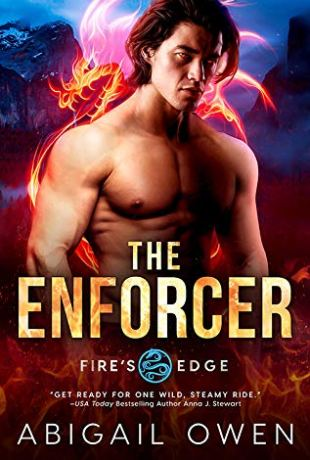 #RSFave & Review | The Enforcer by Abigail Owen