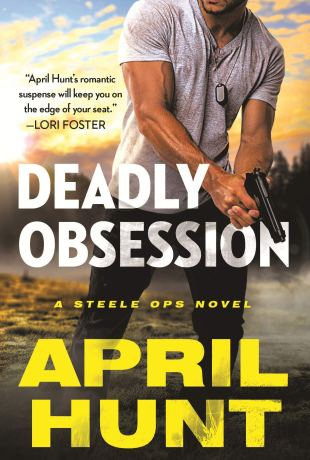 Review | Deadly Obsession by April Hunt
