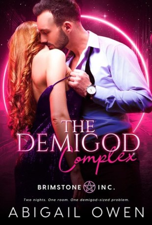 Review | The Demigod Complex by Abigail Owen