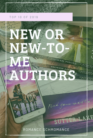 #Top10of2019 | New or New-to-Me Authors