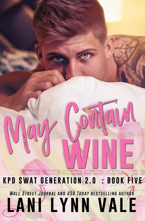 Review | May Contain Wine by Lani Lynn Vale