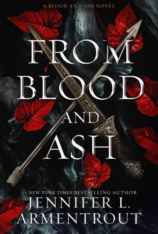 #RSFave & Review | From Blood and Ash — I was trying to hold back from starting this series. It didn't work.