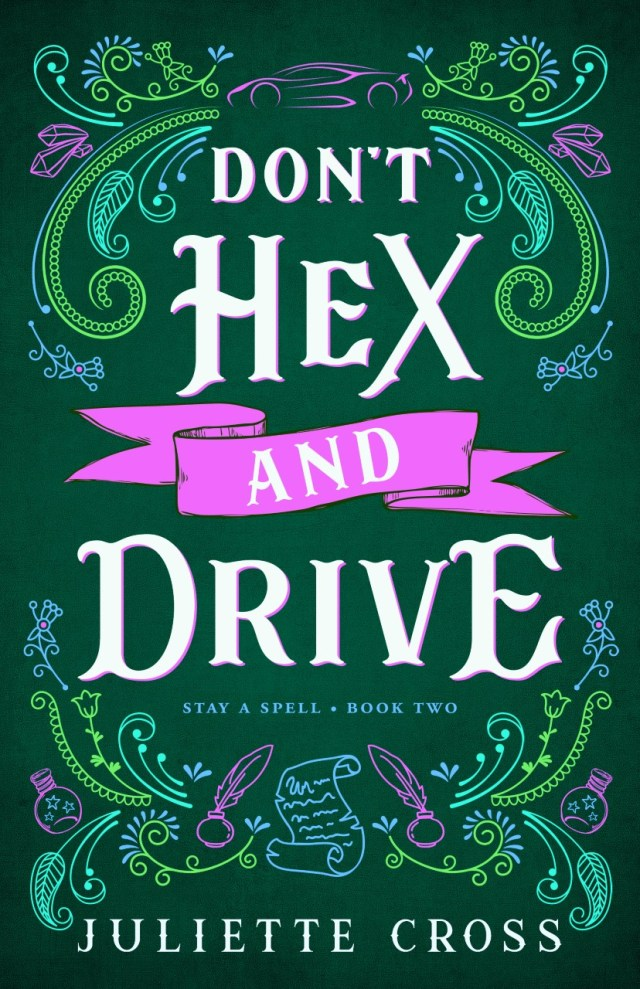 #RSFave & Review | Don't Hex and Drive — Bollywood star/vampire and the beautiful witch that's my spirit animal.