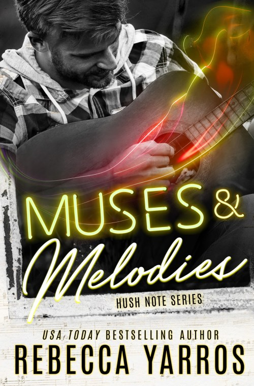 #RSFave & Review | Muses & Melodies — a rockstar romance; enemies to lovers and forced proximity, yes please.