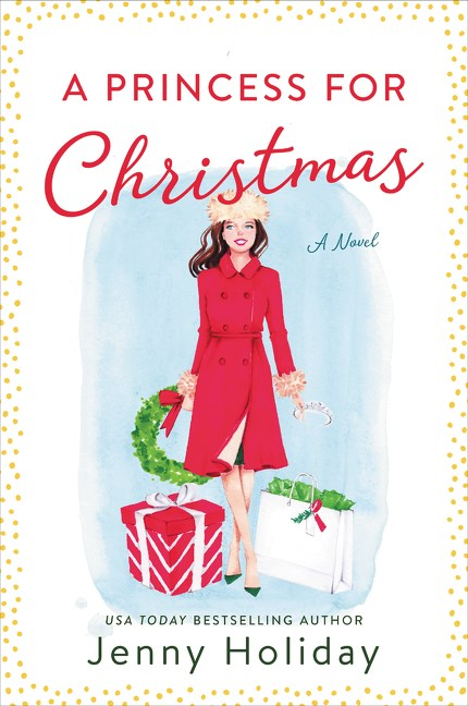 #RSFave & Audio Review | A Princess for Christmas — a holiday read I actually loved.