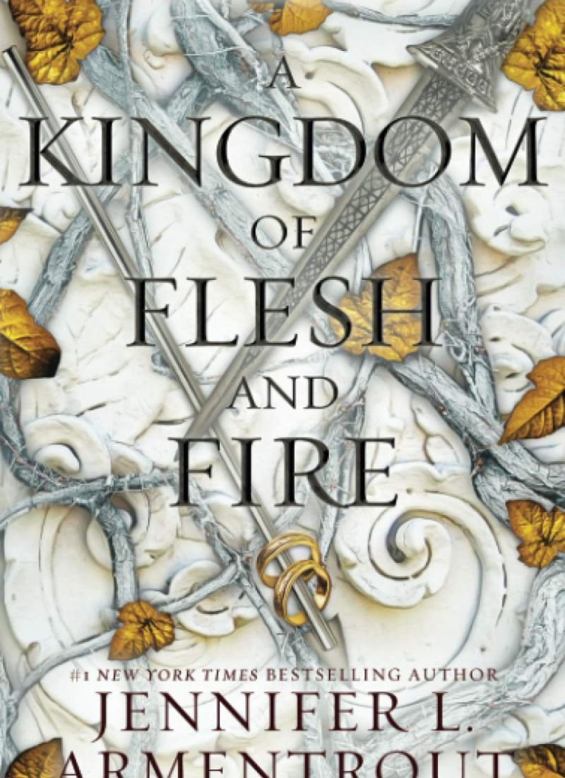 Review | A Kingdom of Flesh and Fire — Poppy & Hawke return and the end will leave you wanting more!