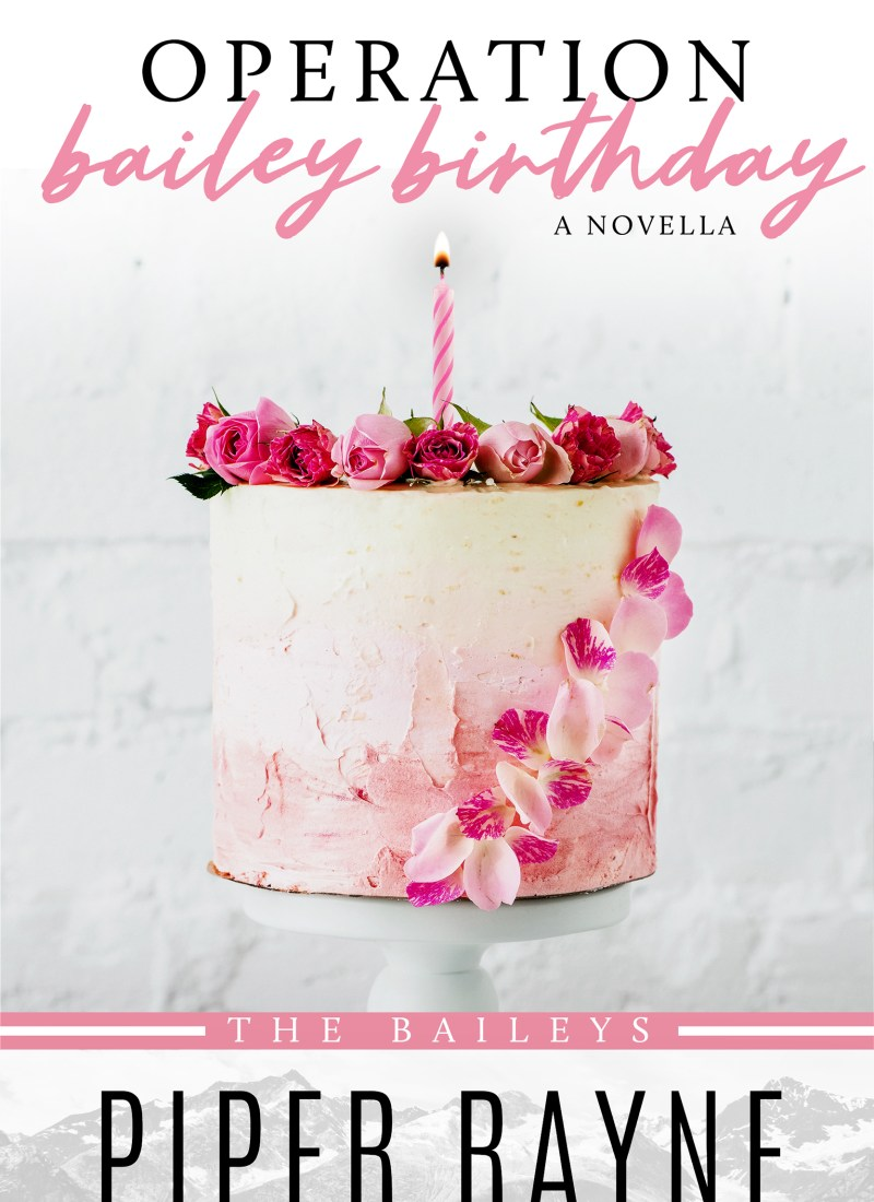 Review | Operation Bailey Birthday — the perfect novella to wrap up this beautiful family series.