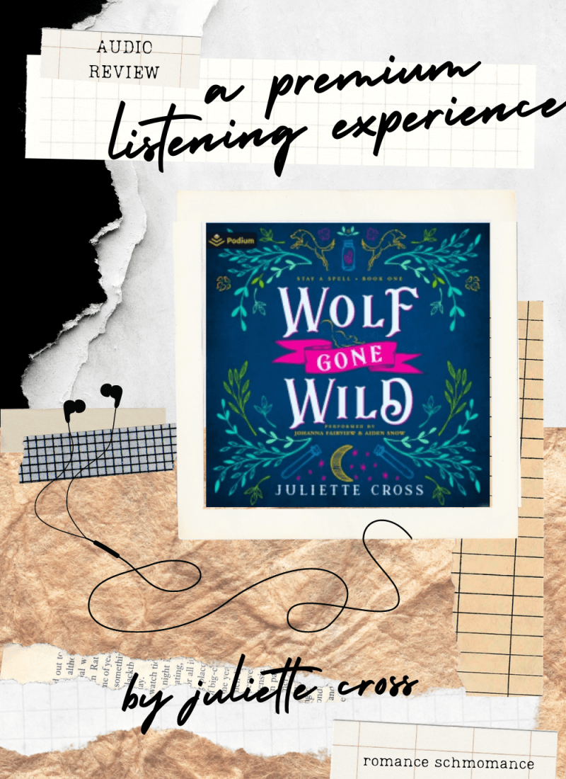 #RSFave & Audio Review | Wolf Gone Wild