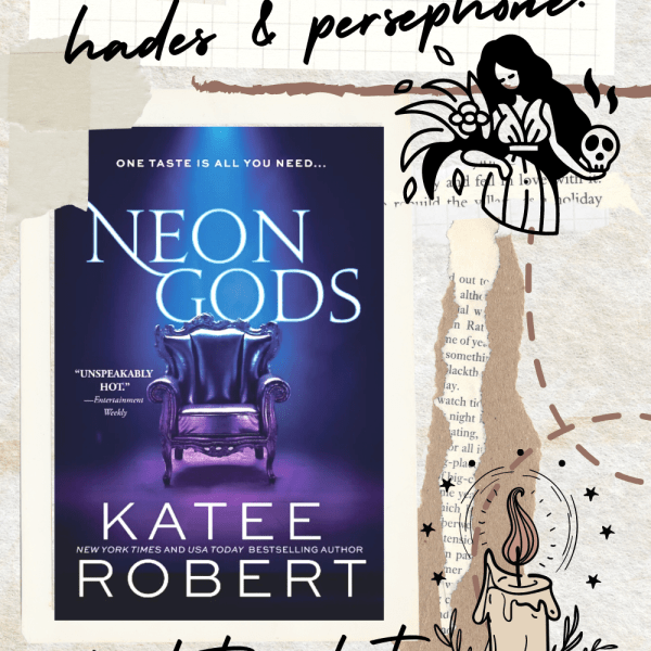 REVIEW | NEON GODS BY KATEE ROBERT
