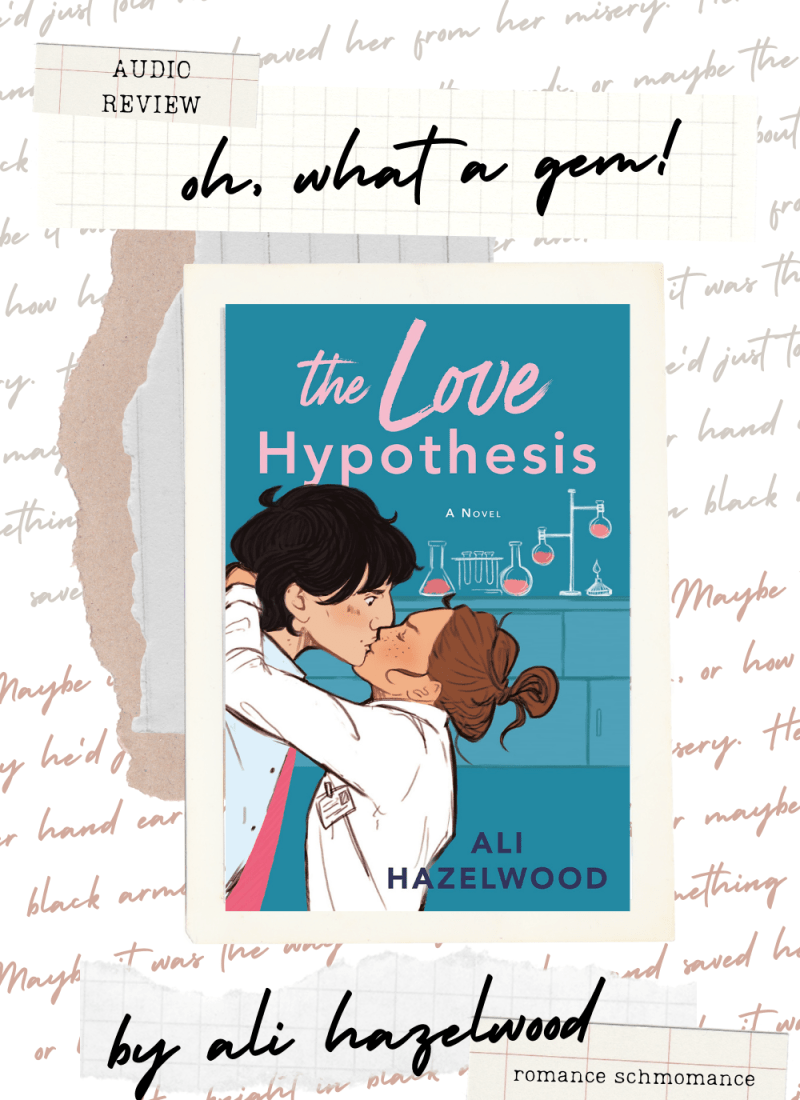 Audio Review – The Love Hypothesis | Such a Gem!