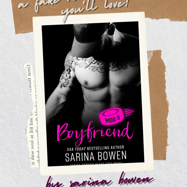 #RSFave Audio Review | Not My Favorite Trope, but Loved the Fake Relationship in Boyfriend