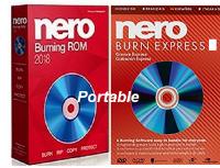 Nero Burning ROM & Express 2018 v19.1.1010 Portable Multilingue (Windows)