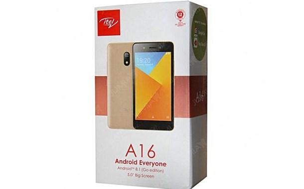 itel A16-SA331-8.1-OP-V031-20190530
