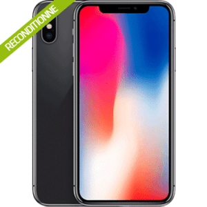 IPHONE X RECONDITIONNES