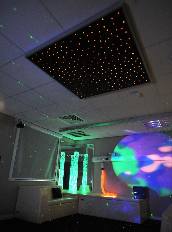 Levick Court Sensory Room Snoezelen 174 Multi Sensory