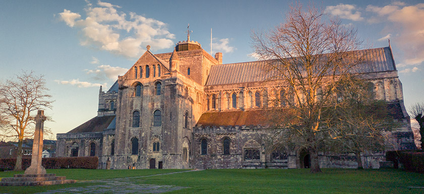 Image result for romsey abbey