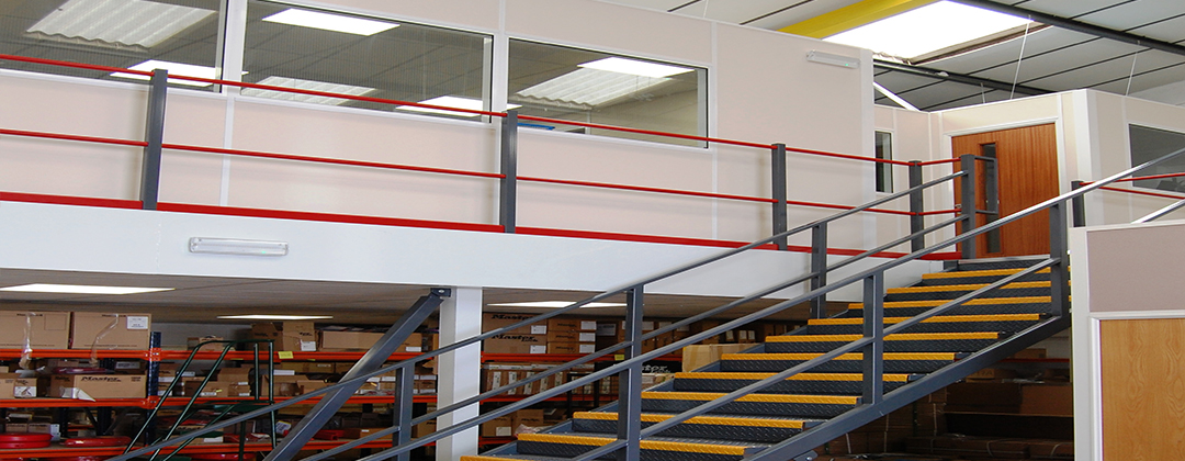 Mezzanine Floors Romstor