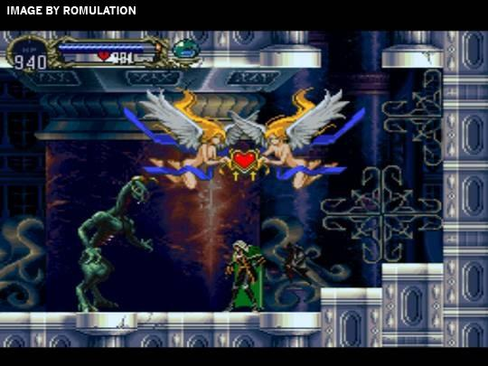 Castlevania Symphony Of The Night USA PSX Sony PlayStation ISO Download RomUlation