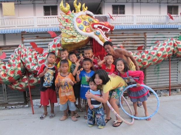 thailande kids