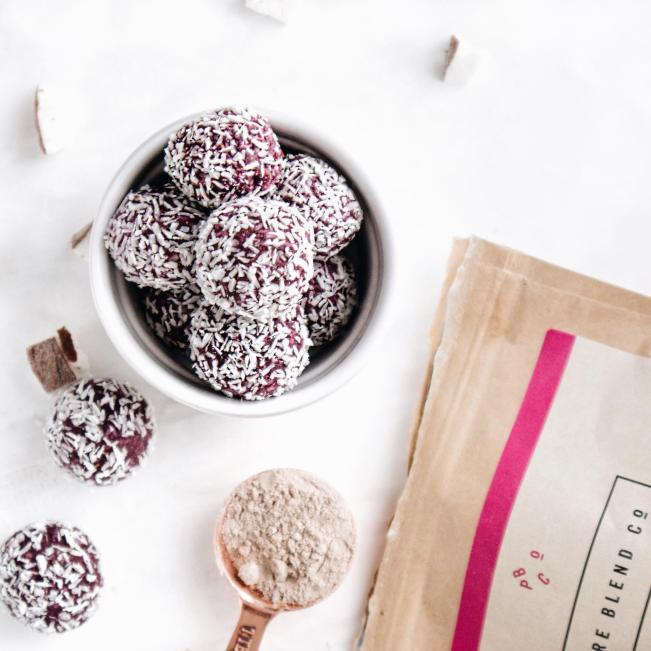 Vegan Bliss Balls Recipe