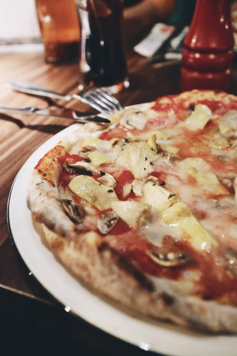 Pizza Express Vegan Pizza Event