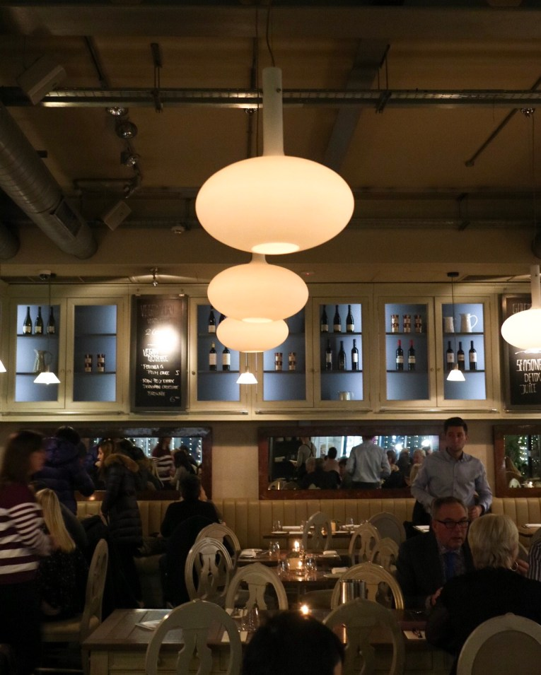 Aubaine Restaurant London Kensington