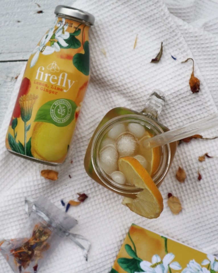 Firefly Lemon Lime Ginger Review