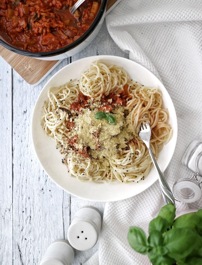 Authentic Vegan Bolognese Recipe