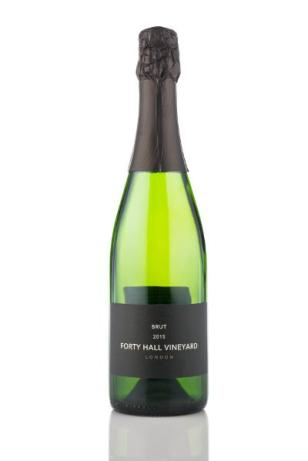 Vegan Christmas Booze Guide Festive Drinks Forty Hall Vineyard Vegan Champagne