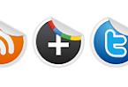 Photo of حصريا  إضافة أزرار الشبكات الأجتماعية متحركة و دائرية بتأثيرات CSS3 لمدونة بلوجر