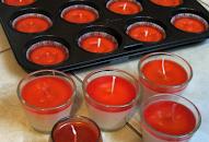 Photo of Illatos gyertya készítése