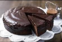 Photo of Csokoládé torta tojás,vaj és tej nélkűl,nemcsak finom és olcsó, hanem egészséges is szinte minden hozzávaló