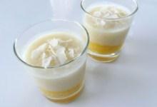 Photo of Kókusztej pudding-glutén és laktóz mentes