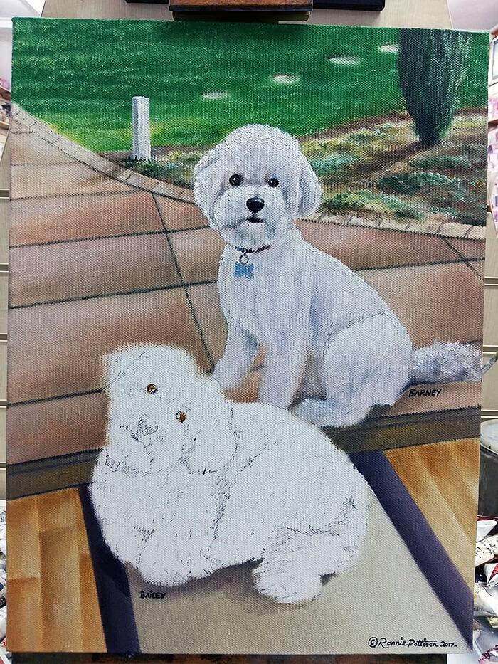 Barney & Bailey - Step 3
