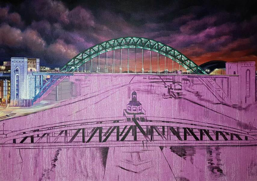 Tyne Bridge (Work in progress)