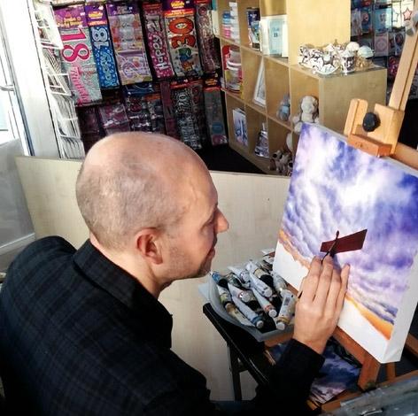 Ronnie Pattison - Professional Artist