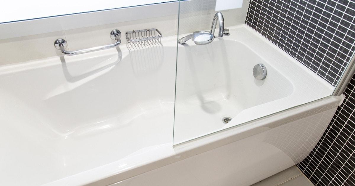 installer un bain avec douche rona