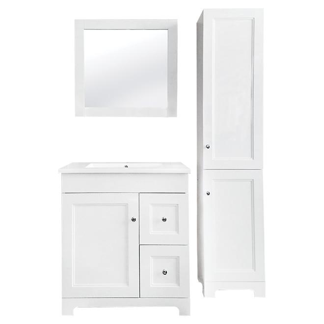 Rona Cabinets Bathroom