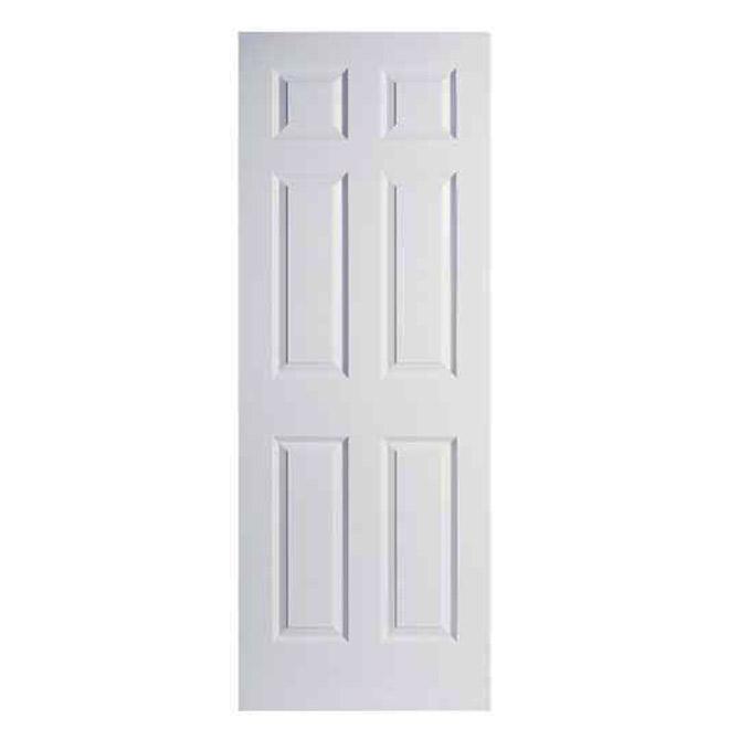 6 Panel Textured Door RONA