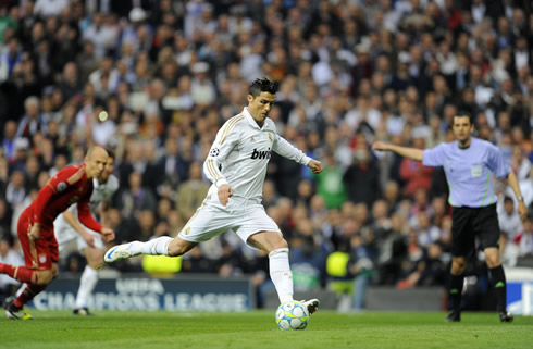 Real Madrid vs Bayern Munich (25-04-2012) - Cristiano ...