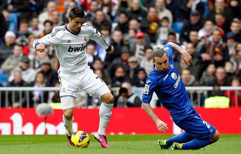 Real Madrid 4-0 Getafe. Cristiano Ronaldo hits a hat-trick ...