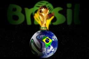 Brazil FIFA World Cup 2014 poster and wallpaper