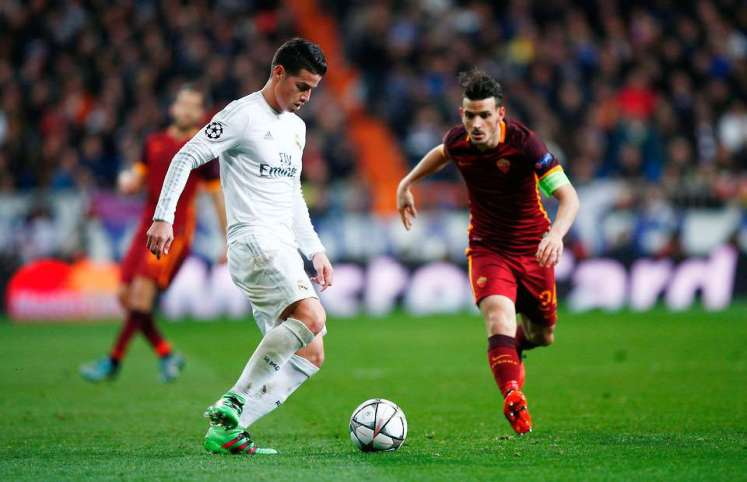 sr4 12032016 - Why does Real Madrid need to find the best position of James Rodriguez