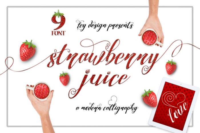 Strawberry Family