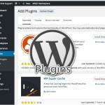 Conheça os Plugins WordPress essenciais e gratis