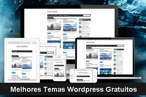 melhores temas wordpress gratuitos
