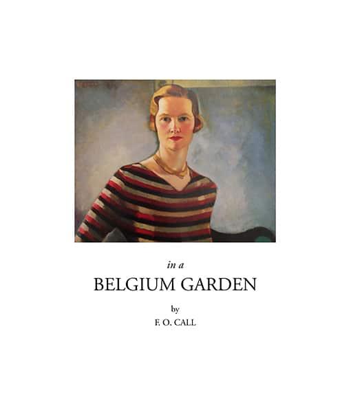 In a Belgium Garden